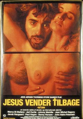 Jesus med hovede og krop